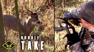 """The """"Double Take"""" Buck"""