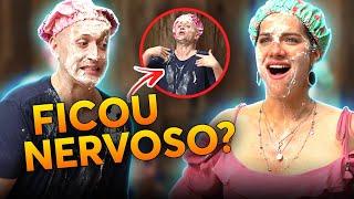 PAULO GUSTAVO NO TORTA NA CARA! - IMPOSSÍVEL NÃO GARGALHAR!