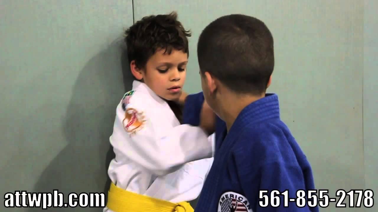 ATT WPB - Kids Anti-Bullying Self-Defense Program - YouTube