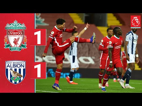 Highlights: Mane scores, but Reds held at Anfield | Liverpool vs WBA
