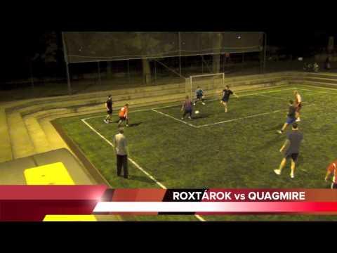 Gólszépségverseny KAMERÁS foci bajnokság 2. fordulójából