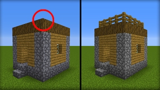 10 Changes Made to the Village in Minecraft