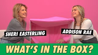 Addison Rae vs. Sheri Easterling - What's In The Box?