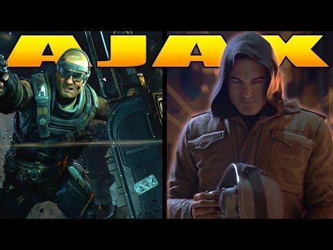 Black Ops 4: Ajax's Secret Backstory