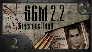 видео Сталкер Sigerous Mod 2.2 (COP SGM 2.2) # 40. Эвакуация (фриплей).