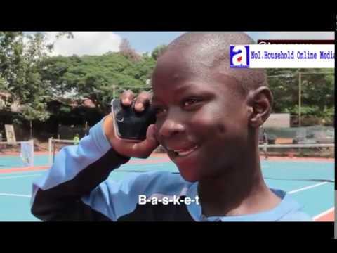 The story of a street boy-Shanawole