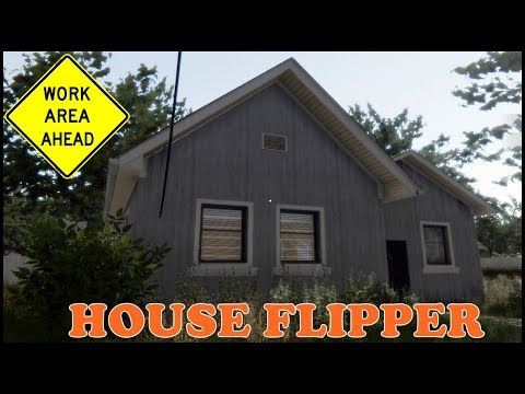 HOUSE FLIPPER - TEARING DOWN WALLS IN OUR NEW HOUSE EP.3