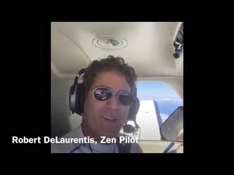 In Flight Activities - What happens on those long solo flights