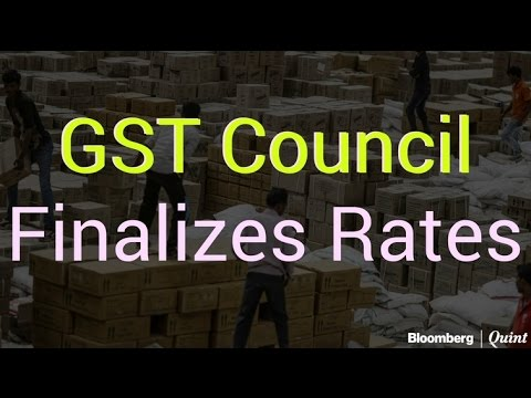 GST Rates Explained