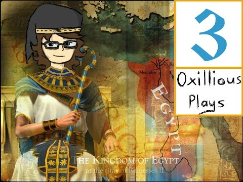 Civilization 5 Brave New World [Egypt/Immortal] (3) - Egypt and Israel