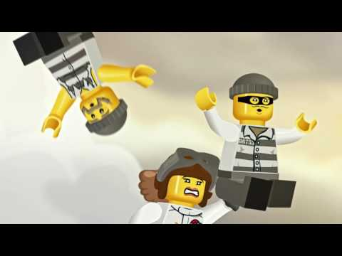 Vocanic Vandals - LEGO City - Movie Mixer