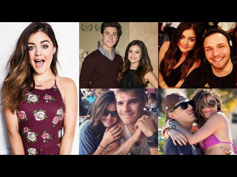 Top Ten Boyfriend's of Lucy Hale