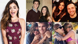 Top Ten Boyfriend's of Lucy Hale