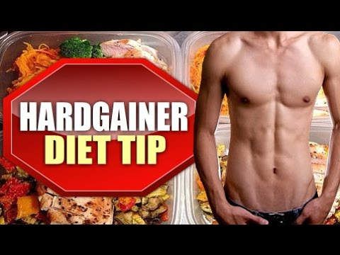 Hardgainer Diet Tip For Ectomorphs (1 Big Mistake To Avoid)