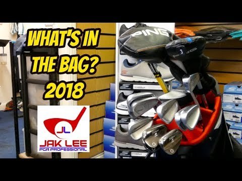 WHAT'S IN THE BAG? PGA PROFESSIONAL JAK LEE