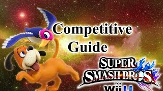 Super Smash Bros. for Wii U - Duck Hunt Competitive Tutorial