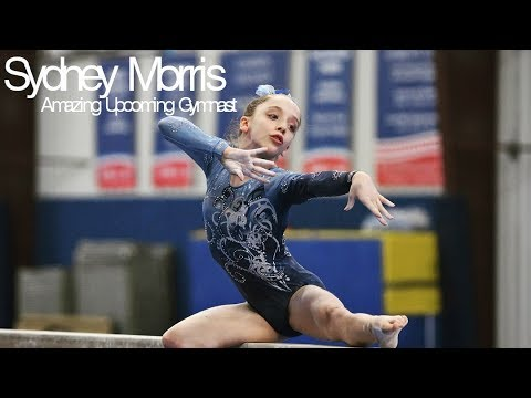 Sydney Morris - Amazing Upcoming Gymnast (Level 10/Elite)