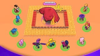 ANGRY BEAR!!! 🔥 Brawl Stars Halloween 2019 Funny Moments, Fails & Glitches