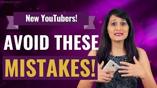 5 YouTube Mistakes I Made that Cost Me