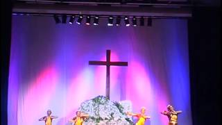 Tamil Christian Dance by Tamil Catholic Chaplaincy in  2003 part 1 of 5
