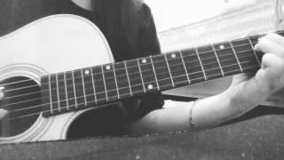 (Demo) Vì Sao - Khởi My ft. Hoàng Rapper (Guitar cover by Tran Uyen)