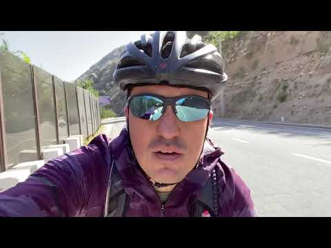 Download My first 100km #cycling trip 🚴♂️ (#Dushnbe-#Varzob). Душанбе-Варзоб (н. Ҳушёрӣ)