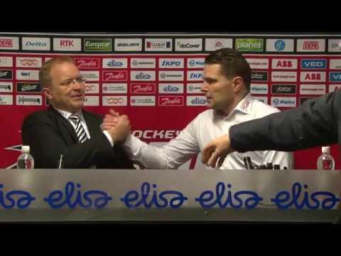 Sport - TPS 3.11.2017 Lehdistötilaisuus