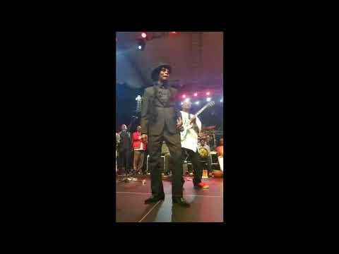 Big Bira  Thomas Mukanya Mapfumo perfomance 28 4 2018 video by Munyaradzi Viya