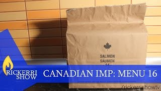 Канадский сухой паек \ CANADIAN IMP #16