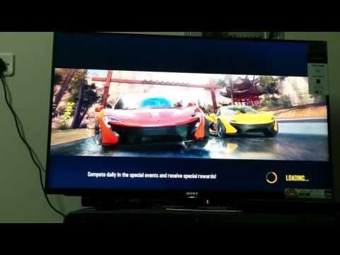 how to go to google play on sony bravia tv