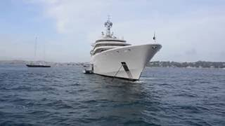 Superyacht Eclipse 360°