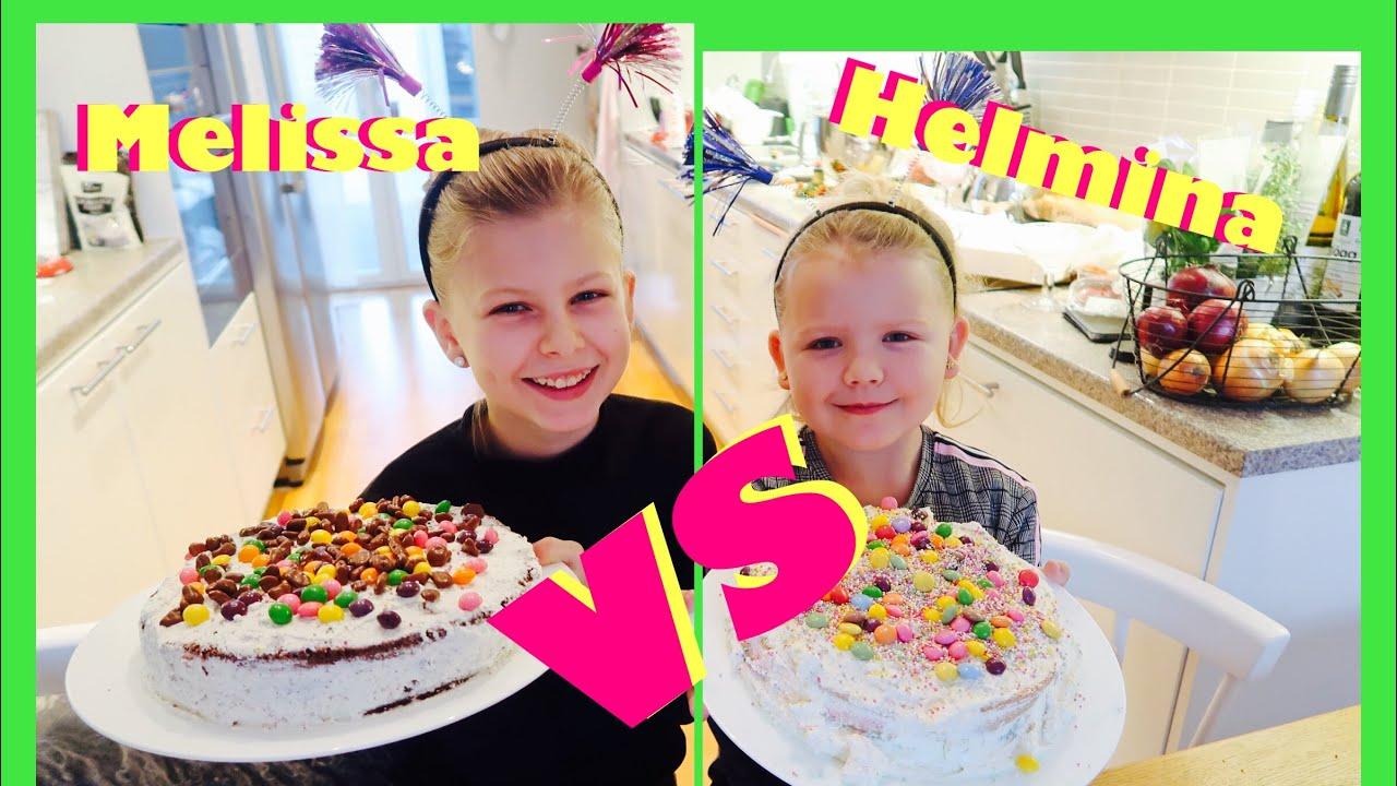 Twin Telepathy Cake Challenge Youtube