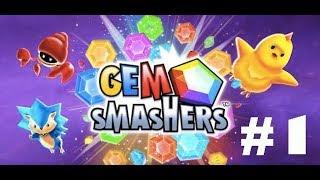 Gem Smashers #1 - Español PS4 HD - Green Hill