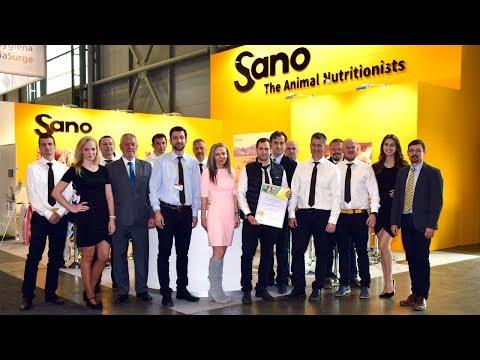 Sano – Modern Animal Nutrition: trade fair ANIMAL TECH 2017