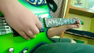 CHAHUN MAIN YA NAA-AASHIQUI 2-ELECTRIC GUITAR COVER