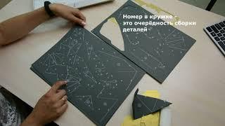 DIY Как сделать Кошку из бумаги оригами паперкрафт. origami. papercraft часть 1
