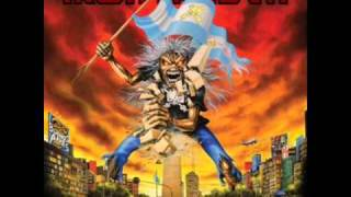 Iron Maiden - Intro - Argentina - 2011 - 8/4/11