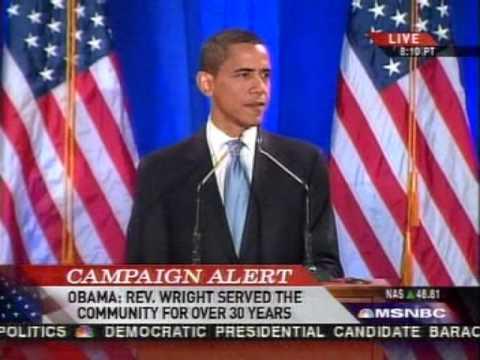 Barack Obama Speech: A More Perfect Union