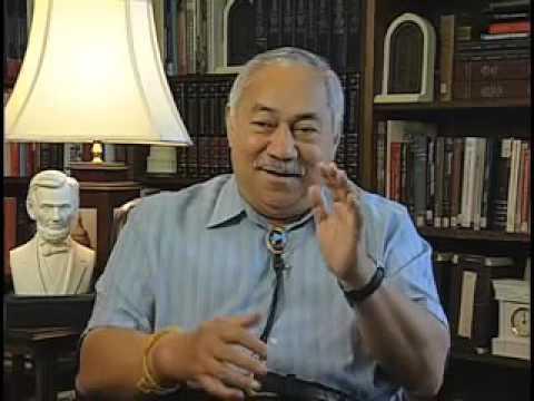 Congressional Delegate Eni F. H. Faleomavaega: How American Samoa became a territory