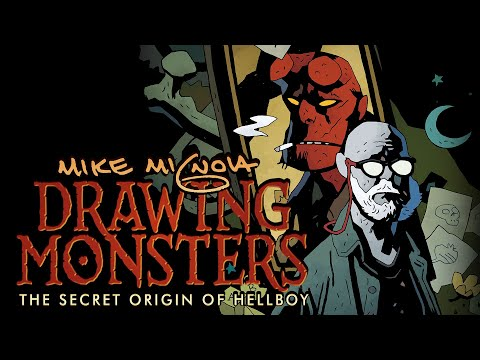 Mike Mignola: Drawing Monsters (Teaser Trailer)
