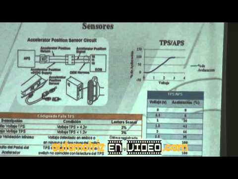 Sensores en Camiones Cummins Parte 2