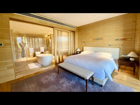 A HIDDEN Luxury Resort    CONRAD Hangzhou Tonglu Review    杭州桐廬康萊德酒店