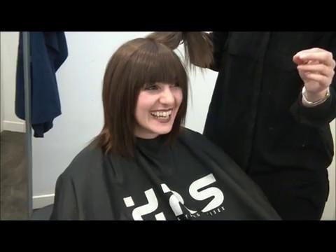 Protesi capelli DONNA totale in capelli vergini europei - HRS