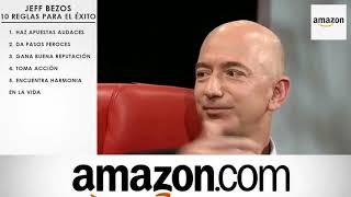 Las 10 reglas del éxito de AMAZON. (Jeff Bezos)