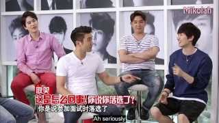 [Eng Sub] 140808 The Ultimate Group AKA Super Show with Super Junior P1/2