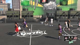Blacktop 5v5 NBA2K15 PC