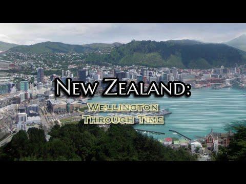 New Zealand: Wellington Through Time (2020 to 1841)
