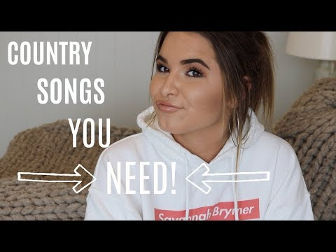 FAVORITE COUNTRY SONGS PART 3!