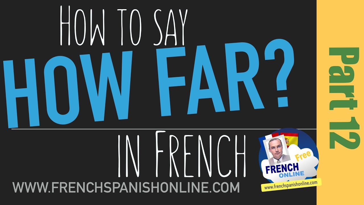 how to ask what in french