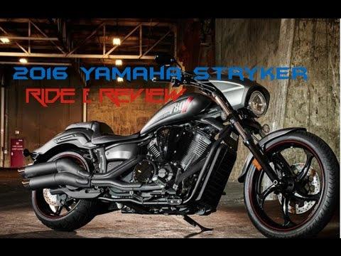 Yamaha Stryker Fjr Es Ride Amp Review